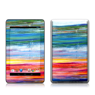 Google Nexus 7 Tablet Skin - Waterfall