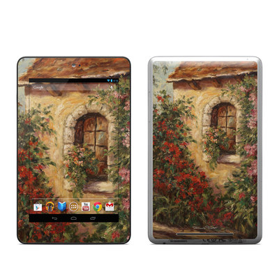 Google Nexus 7 Tablet Skin - The Window