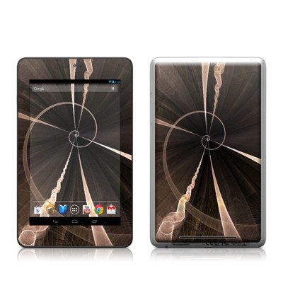 Google Nexus 7 Tablet Skin - Wall Of Sound