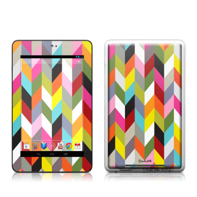 Google Nexus 7 Tablet Skin - Ziggy Condensed