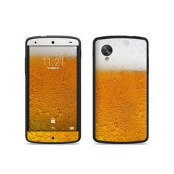 Google Nexus 5 Skin - Beer Bubbles