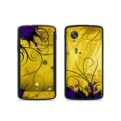Google Nexus 5 Skin - Chaotic Land