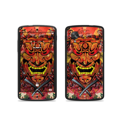 Google Nexus 5 Skin - Asian Crest
