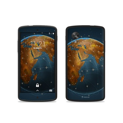 Google Nexus 5 Skin - Airlines