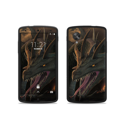 Google Nexus 5 Skin - Annihilator