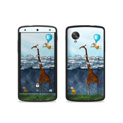 Google Nexus 5 Skin - Above The Clouds