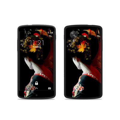 Google Nexus 5 Skin - Autumn