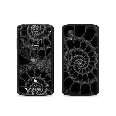 Google Nexus 5 Skin - Bicycle Chain