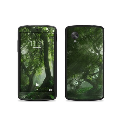 Google Nexus 5 Skin - Canopy Creek Spring