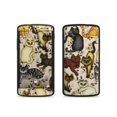 Google Nexus 5 Skin - Cats
