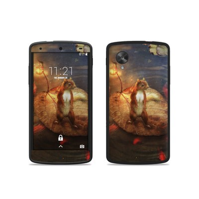 Google Nexus 5 Skin - Columbus