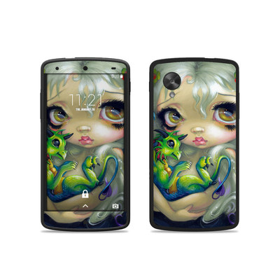 Google Nexus 5 Skin - Dragonling