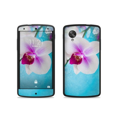Google Nexus 5 Skin - Eva's Flower