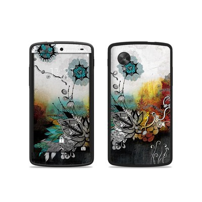 Google Nexus 5 Skin - Frozen Dreams