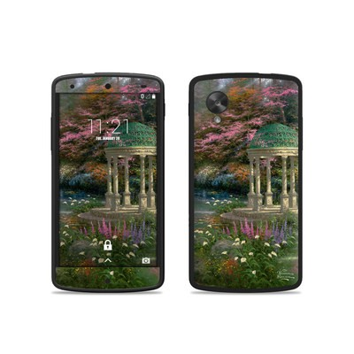 Google Nexus 5 Skin - Garden Of Prayer