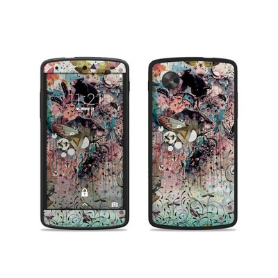 Google Nexus 5 Skin - The Great Forage