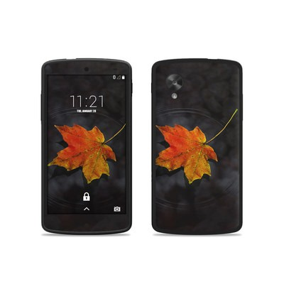 Google Nexus 5 Skin - Haiku