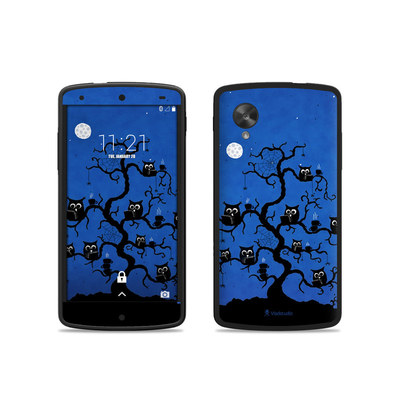 Google Nexus 5 Skin - Internet Cafe