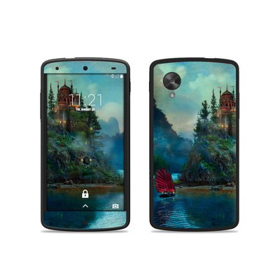 Google Nexus 5 Skin - Journey's End