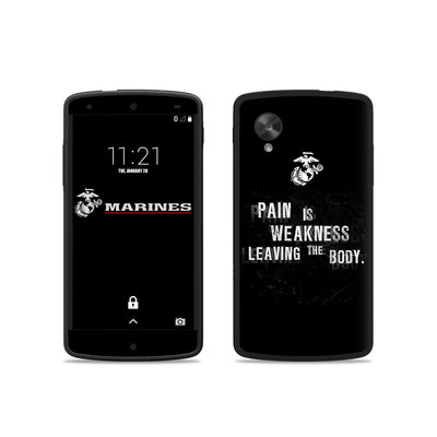 Google Nexus 5 Skin - Pain