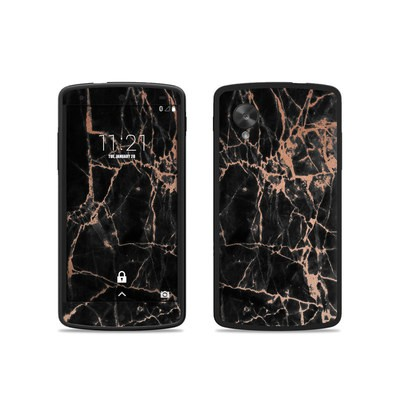 Google Nexus 5 Skin - Rose Quartz Marble