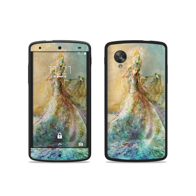 Google Nexus 5 Skin - The Shell Maiden