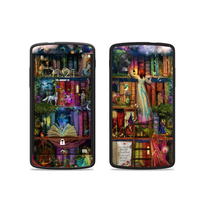 Google Nexus 5 Skin - Treasure Hunt