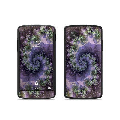 Google Nexus 5 Skin - Turbulent Dreams