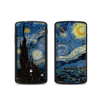 Google Nexus 5 Skin - Starry Night