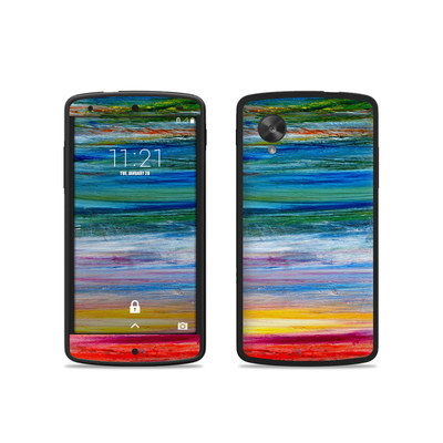 Google Nexus 5 Skin - Waterfall