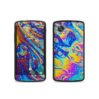 Google Nexus 5 Skin - World of Soap