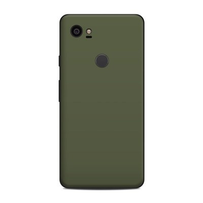 Google Pixel 2 XL Skin - Solid State Olive Drab