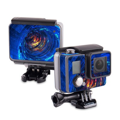 GoPro Hero 2014 Skin - Clockwork