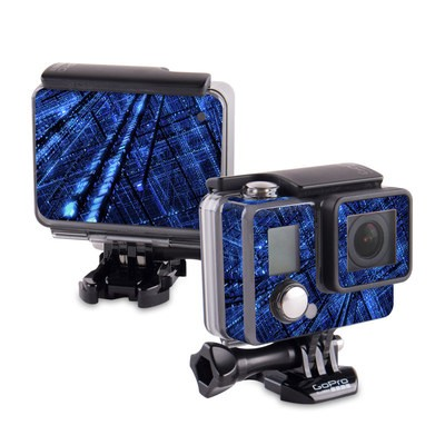 GoPro Hero 2014 Skin - Grid