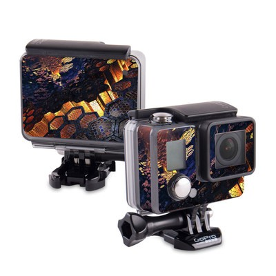 GoPro Hero 2014 Skin - Hivemind