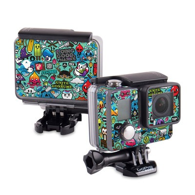 GoPro Hero 2014 Skin - Jewel Thief