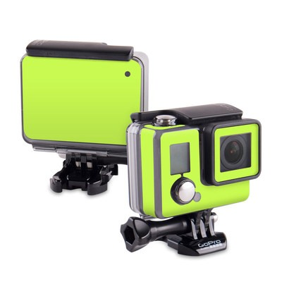 GoPro Hero 2014 Skin - Solid State Lime