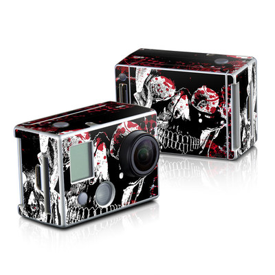 GoPro HD Hero2 Skin - Blast