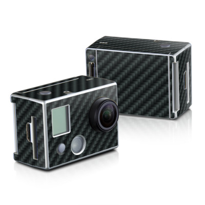 GoPro HD Hero2 Skin - Carbon