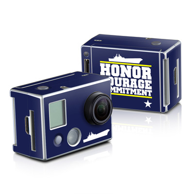 GoPro HD Hero2 Skin - Commitment