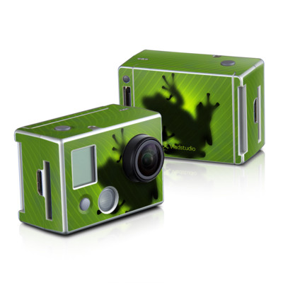 GoPro HD Hero2 Skin - Frog
