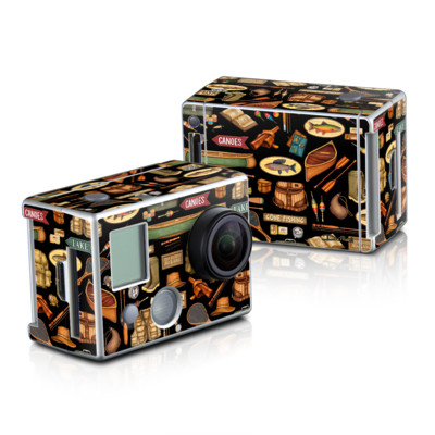 GoPro HD Hero2 Skin - Gone Fishing