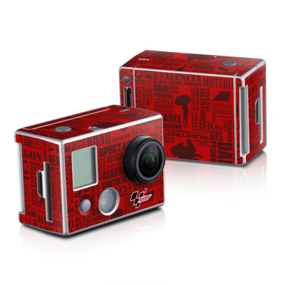 GoPro HD Hero2 Skin - Life of MotoGP