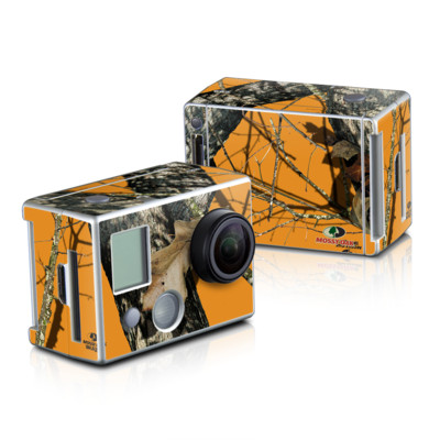 GoPro HD Hero2 Skin - Blaze