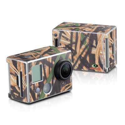 GoPro HD Hero2 Skin - New Shadow Grass