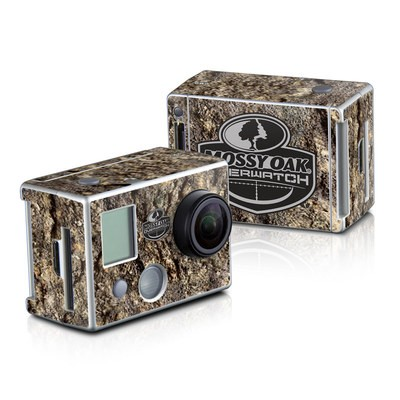 GoPro HD Hero2 Skin - Mossy Oak Overwatch