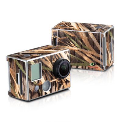 GoPro HD Hero2 Skin - Shadow Grass
