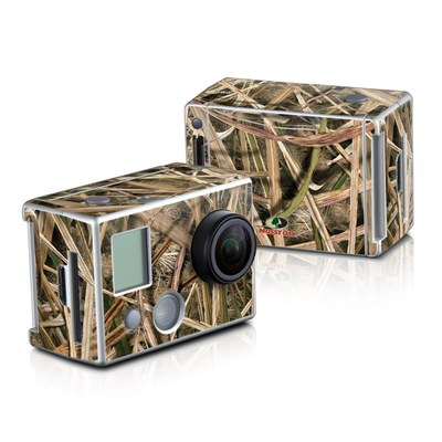 GoPro HD Hero2 Skin - Shadow Grass Blades