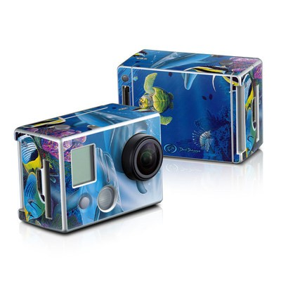 GoPro HD Hero2 Skin - Ocean Friends