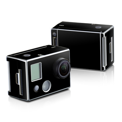 GoPro HD Hero2 Skin - Solid State Black